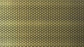 Ochronna siatka (dla mikrofonów i mówców) Zdjęcie Stock