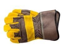 Ochronne prac rękawiczki Zdjęcie Royalty Free