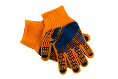 Ochronne rękawiczki obrazy stock