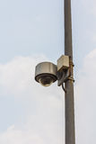 Ochrony cctv kamery obraz royalty free