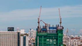 Ochtend Bangkok stock videobeelden