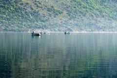 Ochtend op Adriatic Royalty-vrije Stock Foto's