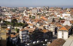 Ochtend Porto Portugal Royalty-vrije Stock Afbeeldingen