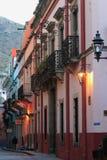 Ochtend van Guanajuato, Mexico Royalty-vrije Stock Afbeeldingen
