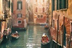 Ochtend Venezia Royalty-vrije Stock Fotografie