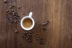 Ochtendespresso Stock Afbeelding
