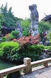 Ociągający się ogród Obraz Royalty Free