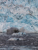 ocielenia lodowa hubbard Fotografia Stock