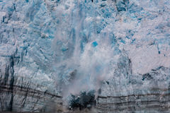 ocielenia lodowa hubbard Obraz Royalty Free
