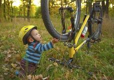 Ocio activo para los niños Fotos de archivo libres de regalías