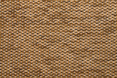 Ockerhaltige braune Farbe Textilgewebe-Beschaffenheit Anemon Kombin 020 Stockfoto