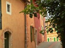 Ockraby av Roussillon Royaltyfri Bild