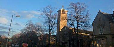 också som vetna name gammala stället poland s för bryggerikristen kyrkan det tower townen var zywiec Royaltyfria Foton