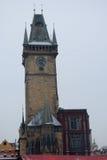 också som vetna name gammala stället poland s för bryggerikristen kyrkan det tower townen var zywiec Royaltyfri Fotografi