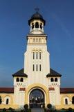 också som vetna name gammala stället poland s för bryggerikristen kyrkan det tower townen var zywiec Royaltyfri Bild