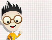 också vektor för coreldrawillustration pojke stock illustrationer