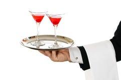 ?ocktail Imagen de archivo libre de regalías