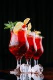 Ocktail de ¡ de Ð Photographie stock libre de droits