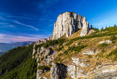 Ocolasul Mare nature reserve, in the Carpathian Mountains Romani Stock Photos