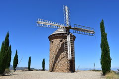 Ocon Towermill. Old Ocon Towermill, La Rioja, Spain Stock Photos