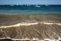 Ocotal plaża w Guanacaste, Costa Rica - Zdjęcia Royalty Free