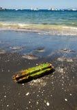 Ocotal plaża w Guanacaste, Costa Rica - Obrazy Stock