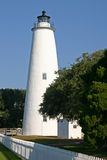 Ocracoke Lighthouse Royalty Free Stock Photography