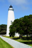 Ocracoke lighthouse Stock Images