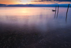 ocracokestorm Fotografering för Bildbyråer