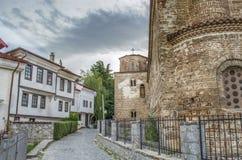 Ocrida, Macedonia - st Sophia fotografie stock