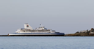 Oct 10, 2015 Cape May Lewes Ferry Stock Photo