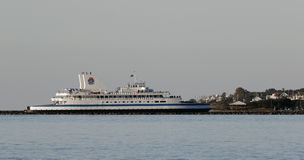Oct 10, 2015 Cape May Lewes Ferry Royalty Free Stock Photography