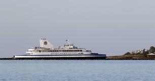 10 Oct, de Kaap van 2015 mag Lewes-Veerboot stock foto