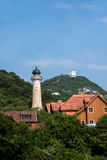 OCT East Shenzhen Meisha Lighthouse Royalty Free Stock Image