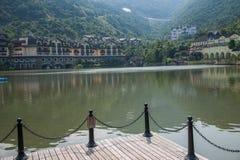 OCT East Shenzhen Meisha Tea Stream Valley Interlaken Hotel Group F Royalty Free Stock Image