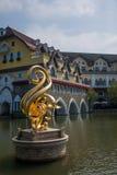 OCT East Shenzhen Meisha Tea Stream Valley Interlaken Hotel Group F Royalty Free Stock Photo