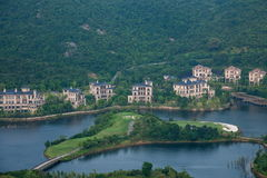 OCT East Shenzhen Meisha Wind Valley Golf Course Royalty Free Stock Image