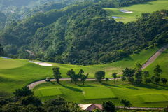 OCT East Shenzhen Meisha Wind Valley Golf Course Royalty Free Stock Photography