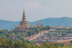 17,2015 Oct Pha zoons keaw Tempel, Petchaboon-Provincie, Thailand Stock Afbeeldingen