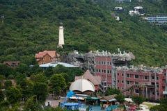 OCT. Shenzhen est Meisha image libre de droits