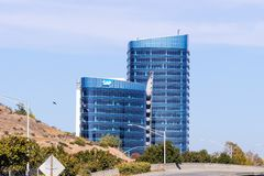 Oct 26, 2019 South San Francisco / CA / USA - SAP office campus located in Silicon Valley; SAP SE is a German multinational