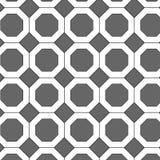 Octagon pattern. Vector art design royalty free illustration