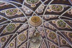 Octagon Room in Sammezzano Castle in Italy Stock Photos