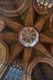 Octagon tower, Ely Cathedral Royalty Free Stock Images