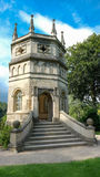 Octagon Tower, Studley Royal Water Garden. Ripon Royalty Free Stock Images