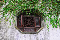 Octagon Window Royalty Free Stock Image