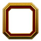Octagonal frame Royalty Free Stock Images