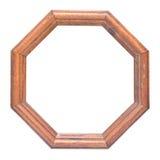 Octagonal frame Royalty Free Stock Photo