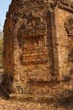 Octagonal Shiva temple Royalty Free Stock Photography
