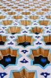 The octagonal stars Stock Photo
